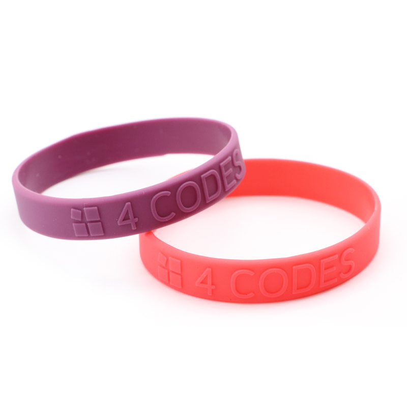 Skyee Factory wholesales silicone bracelet men printed embossed logo gifts bracelet men