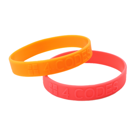 Skyee Custom wristbands activities embossed your logo silicone bracelet