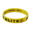 skyee Promotion Product Embossed Printed silicone wristband cheap