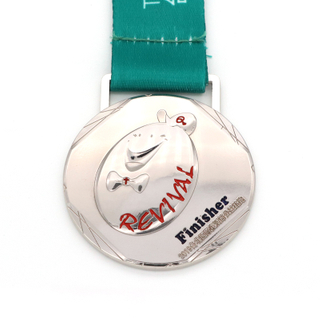 Oem Factory Cheap Custom Metal Sports 3d Blank Award Medal